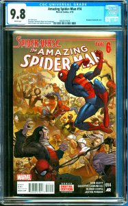 Amazing Spider-Man #14 CGC Graded 9.8