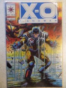 X-O MANOWAR # 16