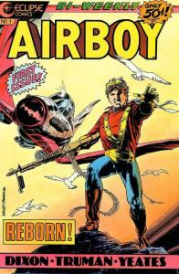 AIRBOY (1986-1989 EC)  1-50++,25-Different, Instant