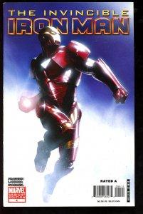 Invincible Iron Man #4 (2010)