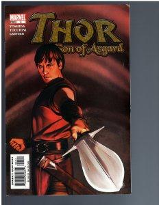 Thor: Son of Asgard #4 (2004)