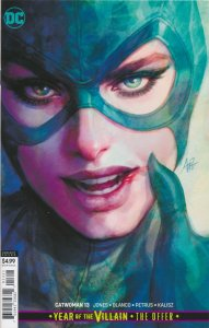 CATWOMAN #13 Artgerm Variant Cover DC Comics 2019 NM