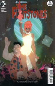 Flintstones, The (DC) #3 VF/NM; DC   save on shipping - details inside
