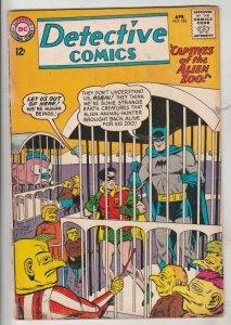 Detective Comics #326 (Apr-64) VG Affordable-Grade Batman