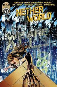 Netherworld (Image) #1A VF/NM; Image   save on shipping - details inside