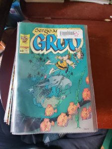 Sergio Aragonés Groo #10 (1995)