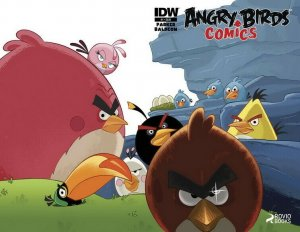 ANGRY BIRDS COMICS (2014 IDW) #1 NM