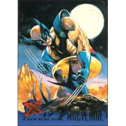 1995 Fleer Ultra X-Men WOLVERINE #99