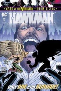 Hawkman (2018 series) #17, NM + (Stock photo)