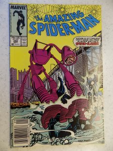 AMAZING SPIDER-MAN # 292 MARVEL ACTION ADVENTURE
