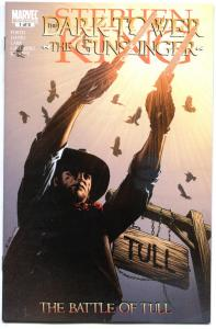 STEPHEN KING DARK TOWER GUNSLINGER BATTLE of TULL #1, NM, more in store