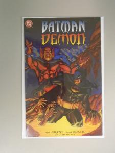 1996 VF Batman Demon #1