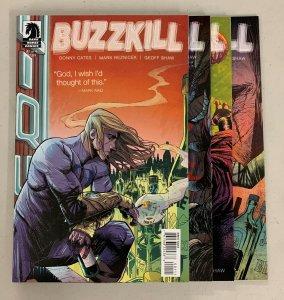 Buzzkill #1-4 2013 Dark Horse 1 2 3 4 Early Donny Cates 8.5 - 9.0