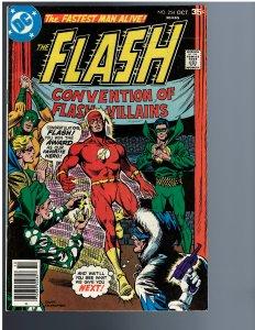 The Flash #254 (1977)