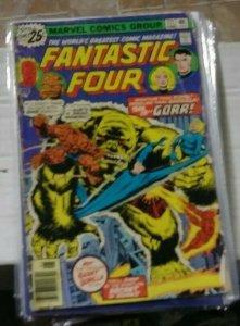 FANTASTIC FOUR # 171 1976 marvel gorr the golden gorrilla