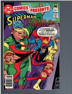 DC Comics Presents #21 (1980)