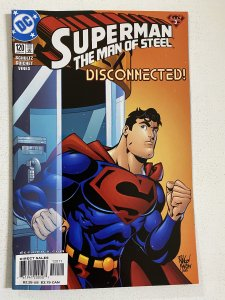 Superman: The Man of Steel #120 (2002)