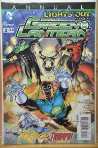Green Lantern Annual #2 (2013) VF-NM
