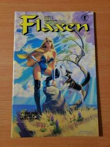 Flaxen #1 One-Shot ~ NEAR MINT NM ~ 1992 Dark Horse Golden Apple Comics