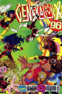 Generation X (1994 series) Annual #1996, NM (Stock photo)