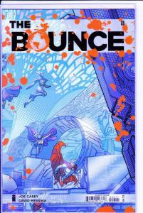 Bounce, The #8 VF/NM; Image | save on shipping - details inside
