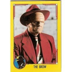 1990 Topps DICK TRACY-THE BROW #13