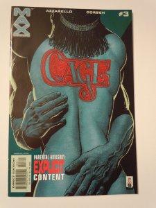 Cage (Max) #3 (2002)