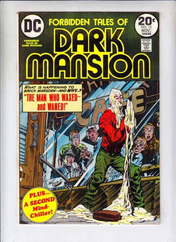Forbidden Tales of Dark Mansion #13 (Nov-73) NM- High-Grade