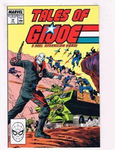 Tales Of G.I. Joe # 14 VF/NM Marvel Comic Books Snake Eyes Storm Shadow WOW SW11