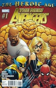 NEW AVENGERS   #   9 21 25 26 27 29 30 31 MARVEL 2011 A VS X +END TIMES  PICK 1