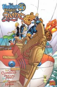 Fantastic Four (1998 series) Fantastic 4th Voyage of Sinbad #1, NM (Stock photo)