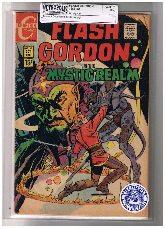 Flash Gordon  # 16 VG