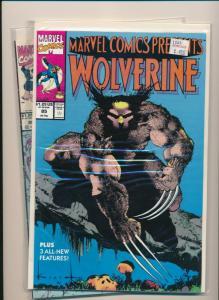 Marvel Comics Presents Lot of 2- WOLVERINE #85 & #86 FINE/VERY FINE (PF622)
