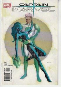 Captain Marvel #4 (2003)