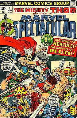 Marvel Spectacular #1 VG; Marvel | low grade comic - save on shipping - details