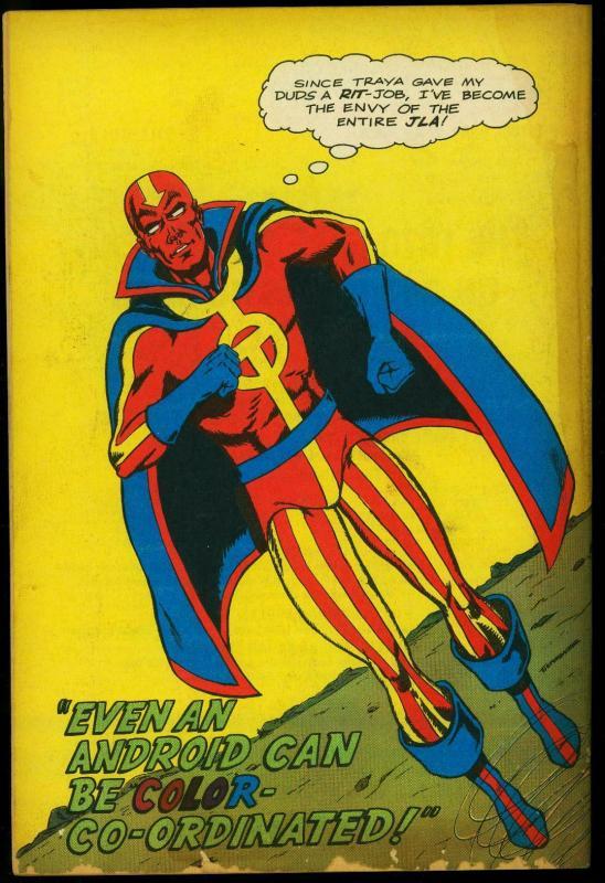 Comic Reader #178 1980- Fanzine- Mary Marvel & Mr Mind cover G