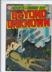 From Beyond the Unknown #2 (Jan-70) FN/VF Mid-High-Grade
