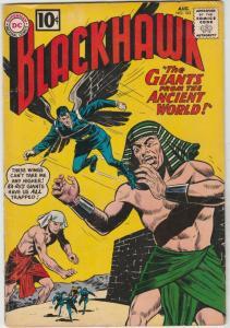 Blackhawk #163 (Aug-61) FN/VF High-Grade Black Hawk, Chop Chop, Olaf, Pierre,...
