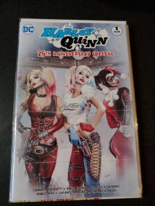 Harley Quinn 25th Anniversary Special 1 Natali Sanders Color Variant Exclusive