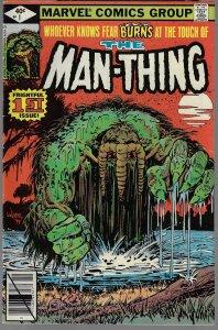 Man-Thing #1 (Marvel, 1979)