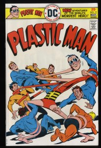 Plastic Man #11 NM 9.4