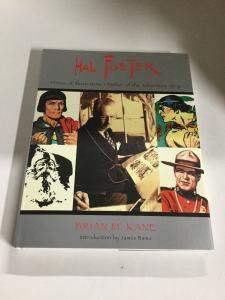 Hal Foster Prince Of Illustrators Father Of The Adventure Strip Oversized HC B12