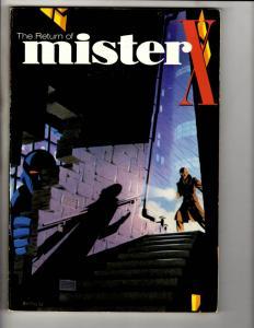 The Return Of Mister X Vortex Comics TPB Graphic Novel Comic Book Hernandez CR31