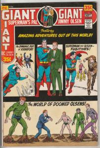 Jimmy Olsen, Superman's Pal  #140 (Sep-71) NM- High-Grade Jimmy Olsen, New Go...