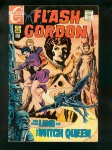 FLASH GORDON #14 1969-CHARLTON COMICS-WITCH QUEEN VG
