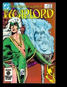 12 Warlord DC Comics # 74 75 76 77 78 79 80 81 82 83 84 85 GK20