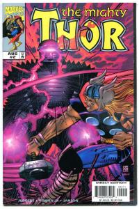 THOR #2, NM, John Romita, Jurgens, God, Janson, 1998, more in store, Purple
