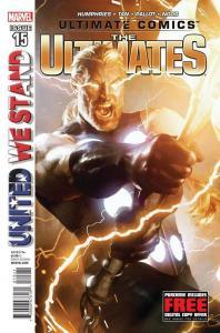 ULTIMATE COMICS ULTIMATES (2011 MARVEL COMICS) #15