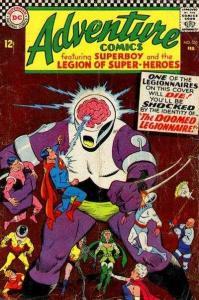 Adventure Comics (1938 series) #353, Good+ (Stock photo)