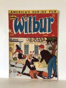 Wilbur #17 1948 Archie